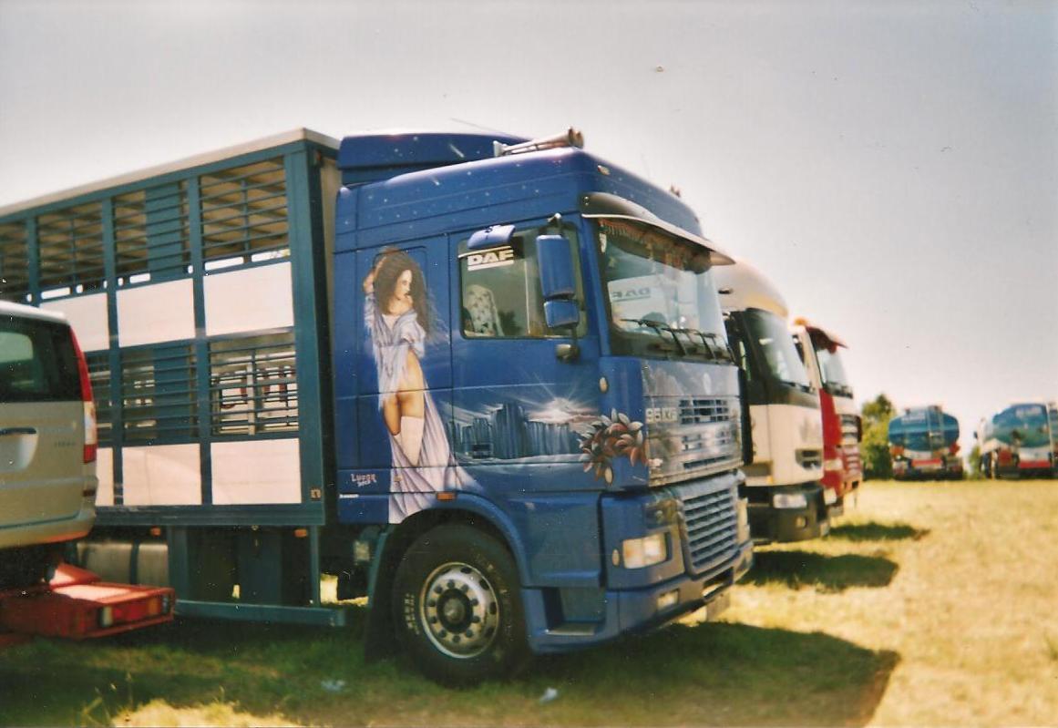camion de bois Coloriage